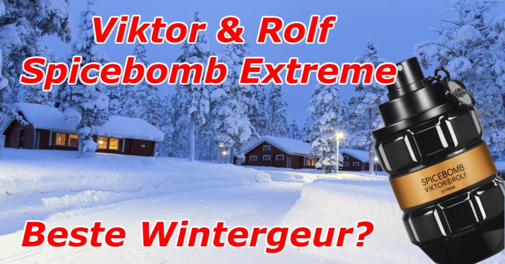 Viktor en Rolf Spicebomb Extreme