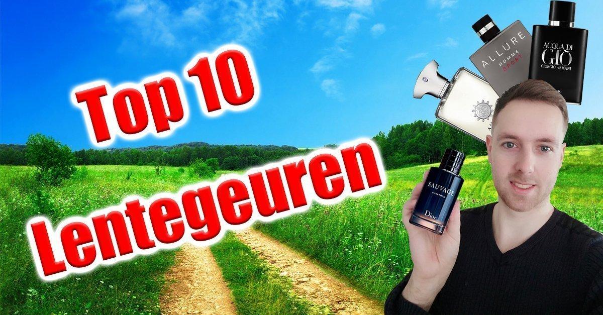 Top 10 Lentegeuren mannen