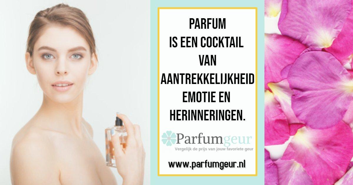 waarom dragen wij mensen parfum