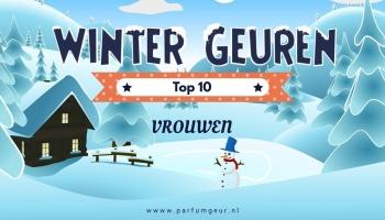 Top 10 wintergeuren vrouwen