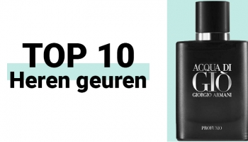 Top 10 Herengeuren