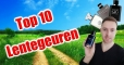Top 10 Lente geuren mannen