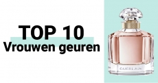 Top 10 vrouwen geuren