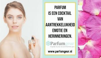 Waarom dragen we parfum?   Aantrekkelijkheid, Emotie en Herinneringen.